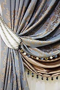 Частный пошив штор