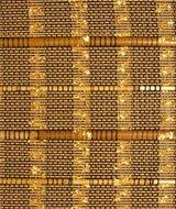 Материал для бамбуковых жалюзи B-8101-1