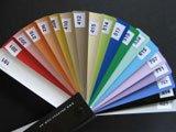 Выбрать цвет жалюзи