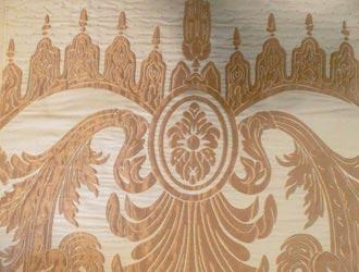 пошив штор по индивидуальному заказу
