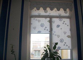 Тканевые роллеты в Киеве