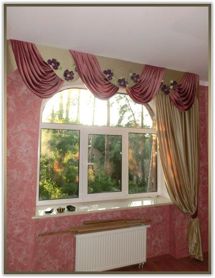 заказать шторы для детской комнаты