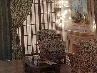 шторы для гостинной продажа