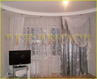 Купить шторы для гостинной