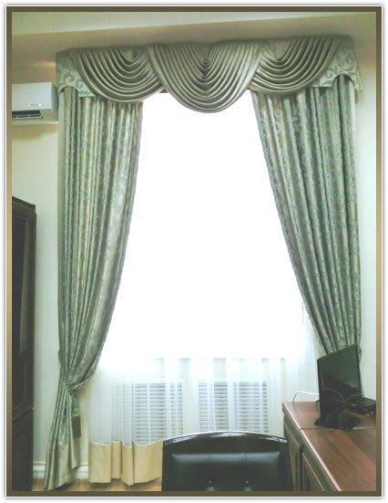 заказать шторы в кабинет в Киеве