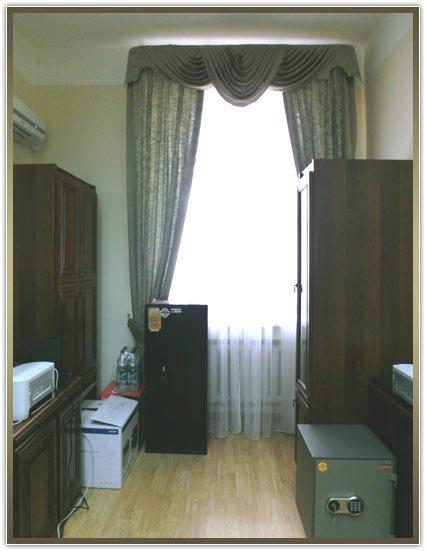 пошив штор и гардин в кабинет недорого