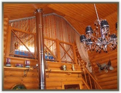 готовые комплекты штор для нестандартных окон