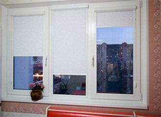 тканевые роллеты на заказ в Киеве