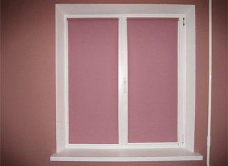 рулонные шторы, фото
