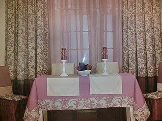 заказать шторы в спальню Киев