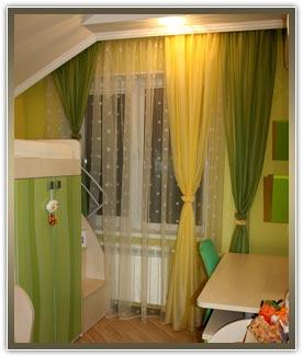 шторы в детскую по доступным  ценам