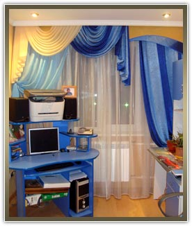 Шторы для детской комнаты под заказ