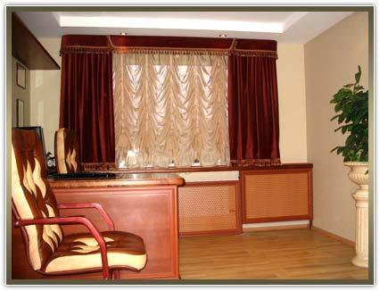 Высококачественные шторы для кабинета