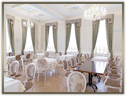 шторы для ресторанов, кафе