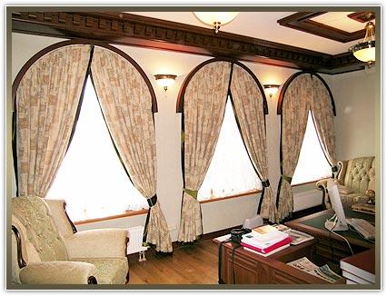 шторы на заказ