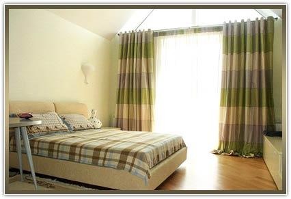 Заказать пошив штор в спальню